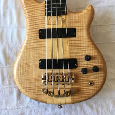 Alembic Essence 5 Strings Bass for sale