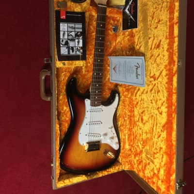 Fender Custom Shop Robert Cray 2003 Sunburst for sale