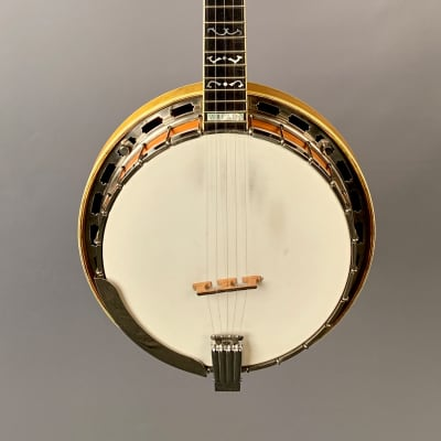 Gold Star G12W 5-String Mastertone Style Banjo 1977 for sale