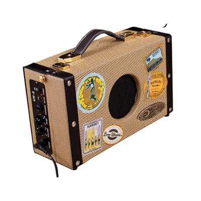 Luna UKE SA 5 Ukulele Suitcase Amp for sale