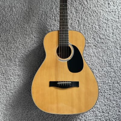 Fender Californian California Series Vintage MIK 3/4 Travel Size Acoustic Guitar