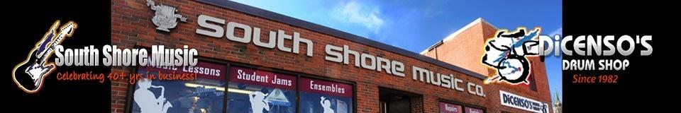 South Shore Music & DiCenso's Drum Shop