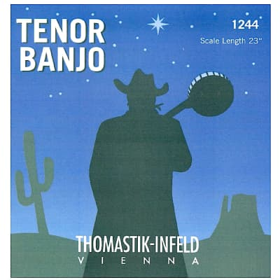Thomastik-Infeld 1244 Tenor Banjo String Set