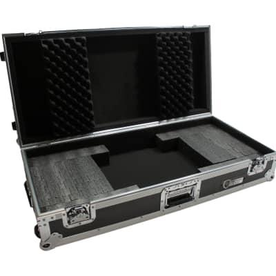 Harmony Cases HCKB37 Flight ATA Hard Custom Protective Case for 37 Note Keyboard