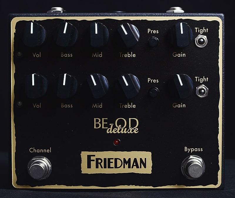 new friedman be od deluxe brian 39 s guitars reverb. Black Bedroom Furniture Sets. Home Design Ideas