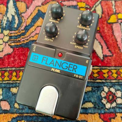 Pearl FG-01 Analog Flanger for sale
