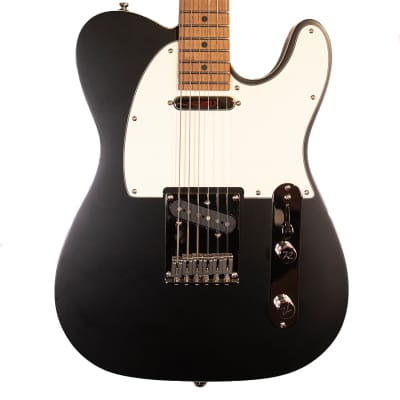 Reverend Pete Anderson Eastsider T Satin Black Electric Guitar for sale