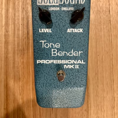 D*A*M Sola Sound Tone Bender MKII for sale
