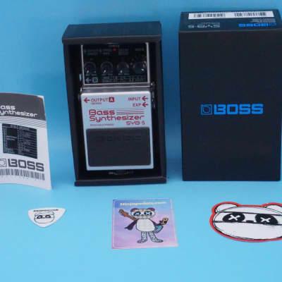Boss SYB-5 Bass Synthesizer Pedal w/Original Box   Fast Shipping!
