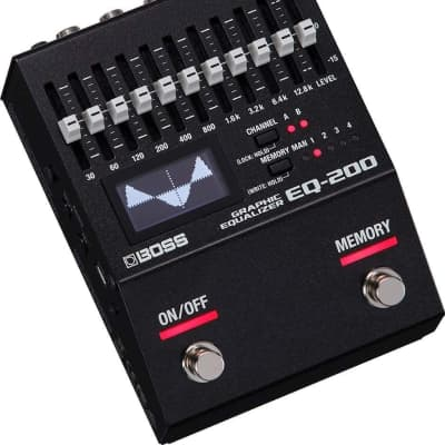 BOSS Graphic Equalizer (EQ-200) for sale