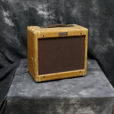 1955  Fender Princeton 5E2 - Tweed for sale