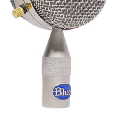 Blue Microphones Bottle Cap B3 Retail Kit With Case 988-000010