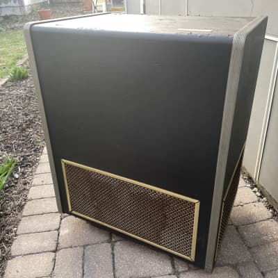 Leslie 825 speaker with Combo Pre-Amp II for sale