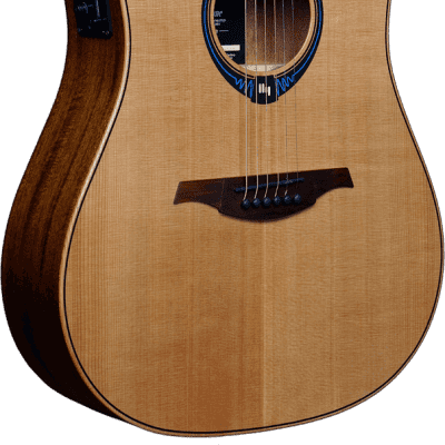 Lag THV20DCE HyVibe Tramontane Smart Guitar