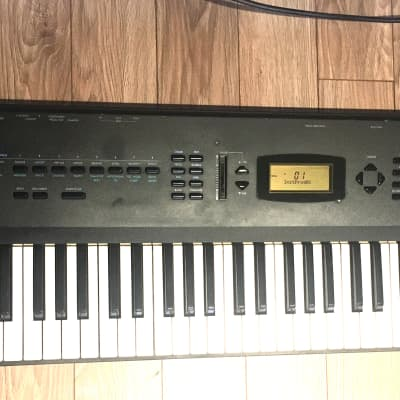 Korg X3 90s 61-Key Workstation Digital Synth M1
