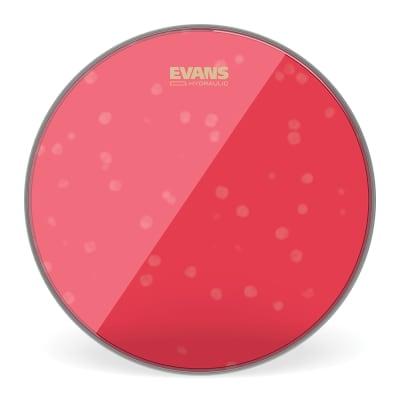 Evans Hydraulic Red Drum Heads : 10