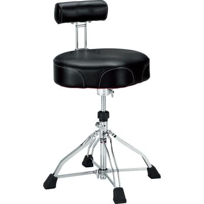 Tama HT741 1st Chair Ergo-Rider Quartet Drum Throne w/ Backrest