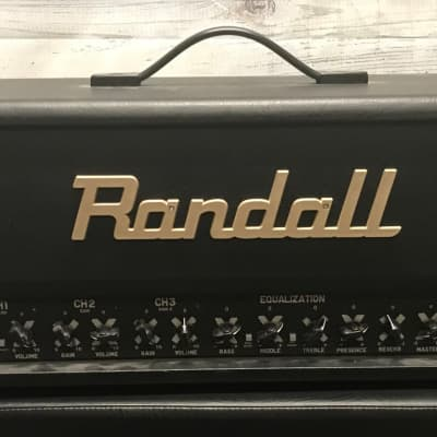 Used Randall RG1003H Guitar Head for sale