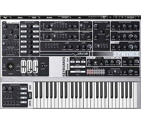 XILS Labs 11-31275 XILS Vocoder 5000 Organic sound of EMS 5000 analog  Vocoder [Download]