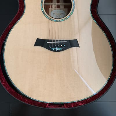 Taylor PS16ce Presentation Cocobolo Back Sides Spruce Top MINT