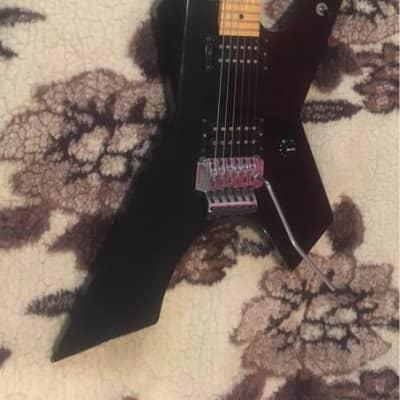 Killer KG Pirates Electric Guitar Heavy Metal Japan Black for sale