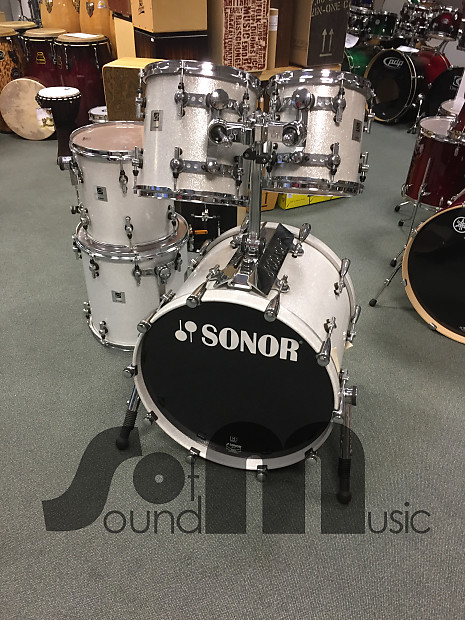 db5b17e6d1fb Sonor Designer Maple Light Shell Kit 22