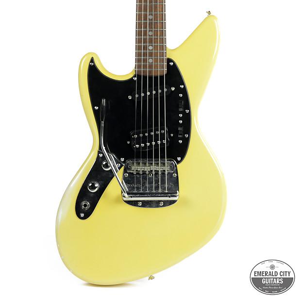 1996 Fender Jagstang Left Handed Reverb
