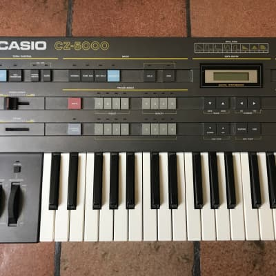 Casio CZ-5000 Digital Synth