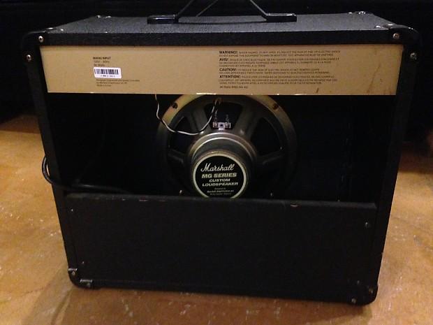 marshall g30r cd electric guitar 30 watt 2 channel amp reverb. Black Bedroom Furniture Sets. Home Design Ideas