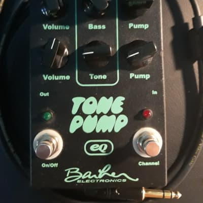 Barber Tone Pump EQ