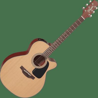 Takamine P1NC Pro Series 1 NEX Cutaway Acoustic/Electric Guitar Natural Satin