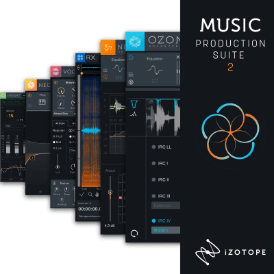 iZotope Music Production Suite 2 (Student Discount)