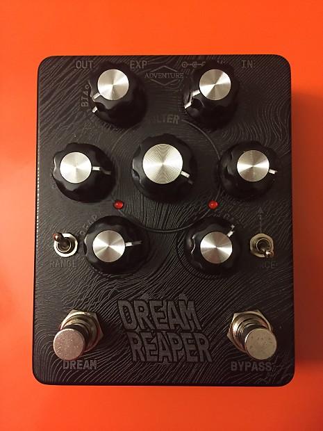Adventure Audio Dream Reaper 2017 Black | Sean's Gear Garage