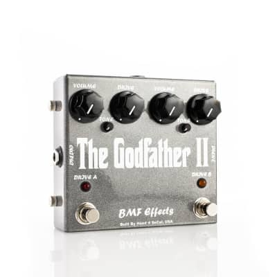 BMF Effects The Godfather II Dual Overdrive 2019
