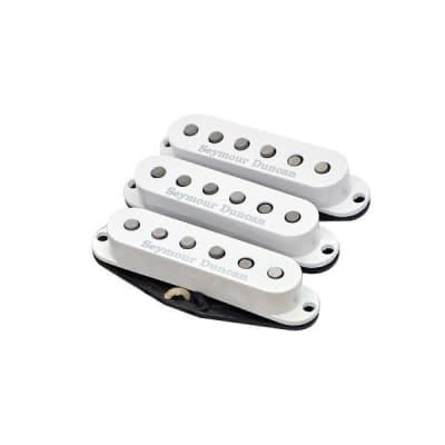 Seymour Duncan California 50s Set For Stratocaster White SSL-1 Vintage