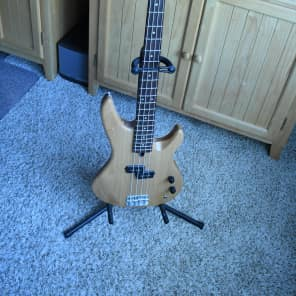 Yamaha RBX-250 Natural Finish - Includes SKB Case and Manual! for sale
