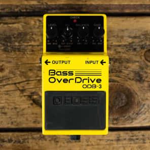 Boss ODB-3 Bass Overdrive