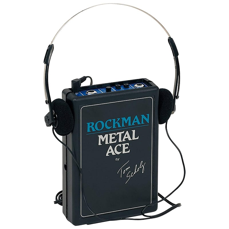 rockman bass ace bass guitar headphone amp pitbull audio reverb. Black Bedroom Furniture Sets. Home Design Ideas