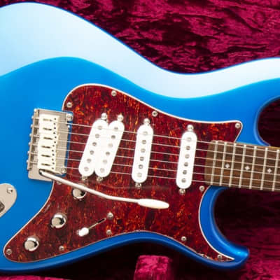 Dean Zelinsky Tagliare Z-Glide Standard Electric Blue for sale