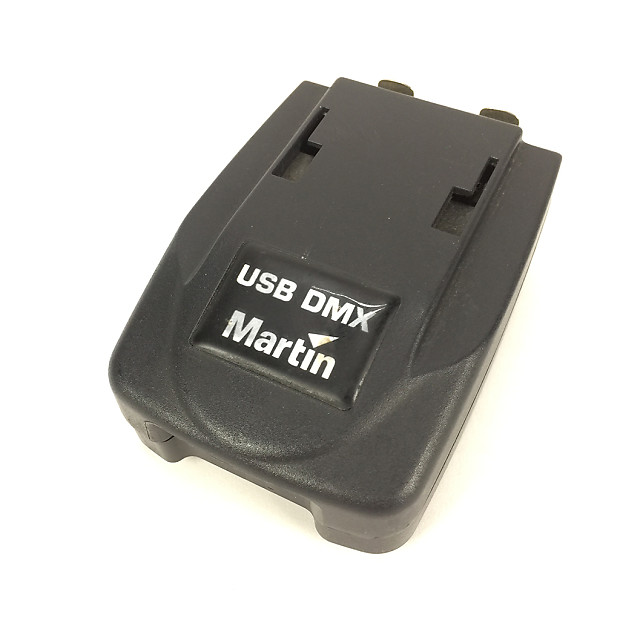 MARTIN LIGHTJOCKEY USB DRIVER FOR WINDOWS 10