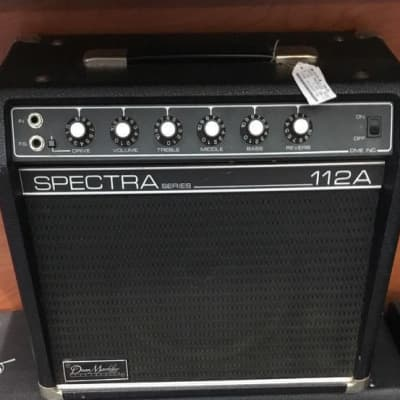Dean Markley 112A Spectra Guitar Amplifier for sale