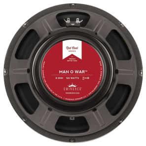 """Eminence Redcoat Man-O-War 12"""" 120-Watt 8 Ohm Replacement Speaker"""