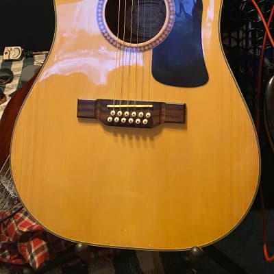 Washburn D-12 S-12 Natural for sale