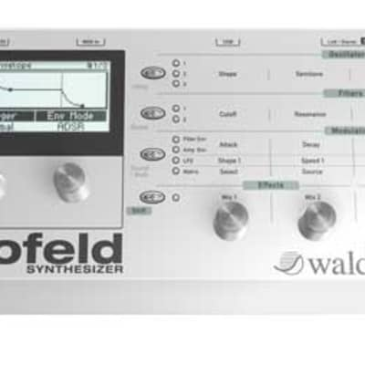 Waldorf Blofeld Desktop Synthesizer Module