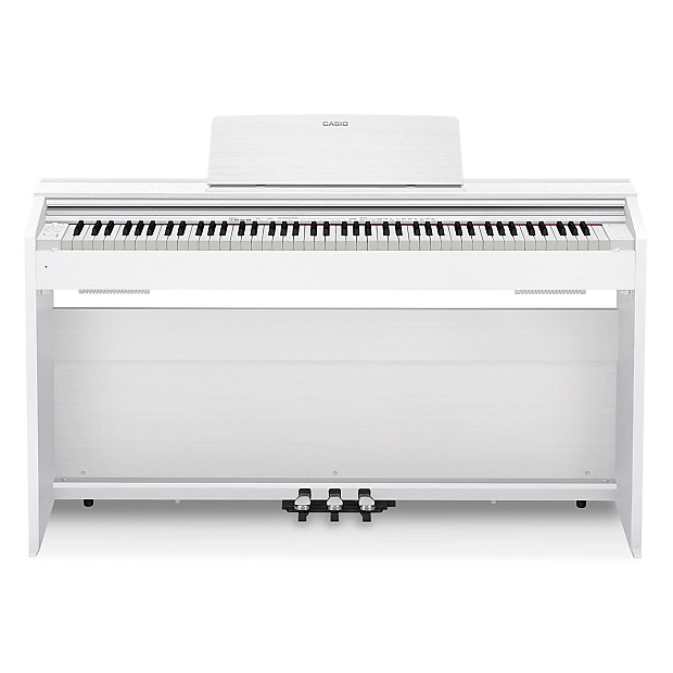 c04a0340d4c Casio PX-870 Privia 88-Key Hammer Action Digital Piano