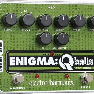 Enigma Envelope Filter for Bass