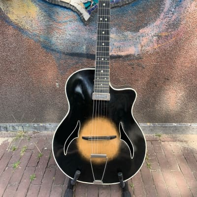 Famos Jazz Sunburst for sale