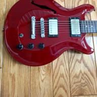 Hamer Artist 25th Anniversary Red for sale