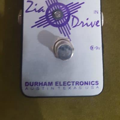 Durham Electronics Zia Drive