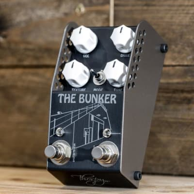 Thorpy FX The Bunker Overdrive Guitar Effect Pedal